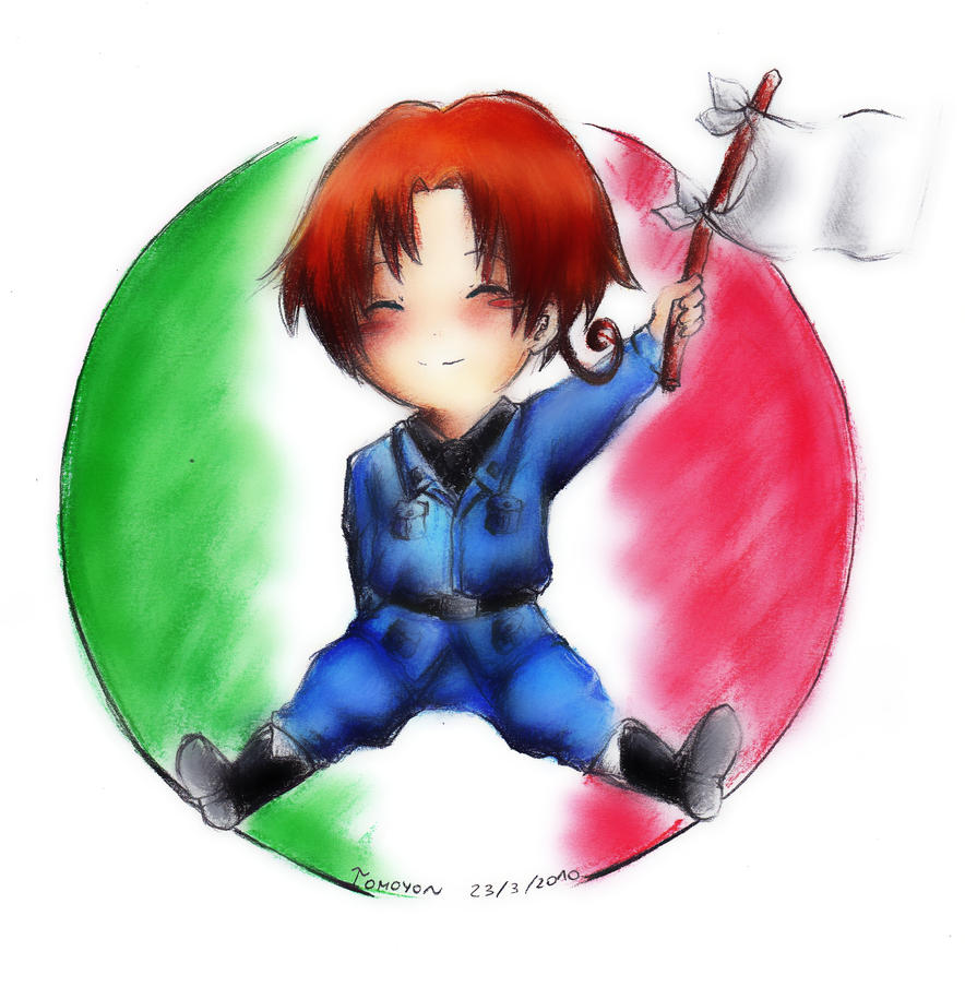 APH Chibi North Italy by Tomocchan