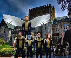 X-Men First Class by QWoods
