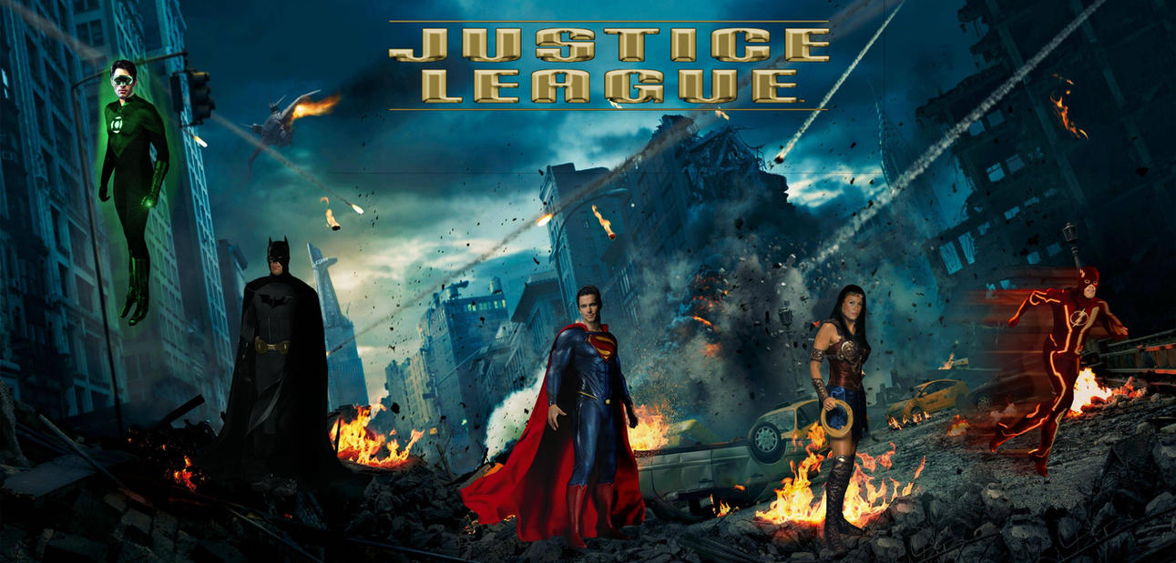 Justice League The Movie Teaser Trailer Justice League Movie by Qwoods