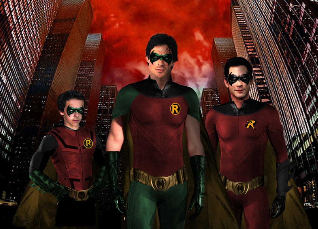 Robins by QWoods