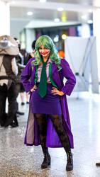 Female Joker by Distorted-Echo