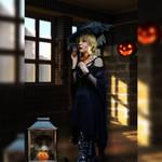 Elphyna Akami - Halloween 2020