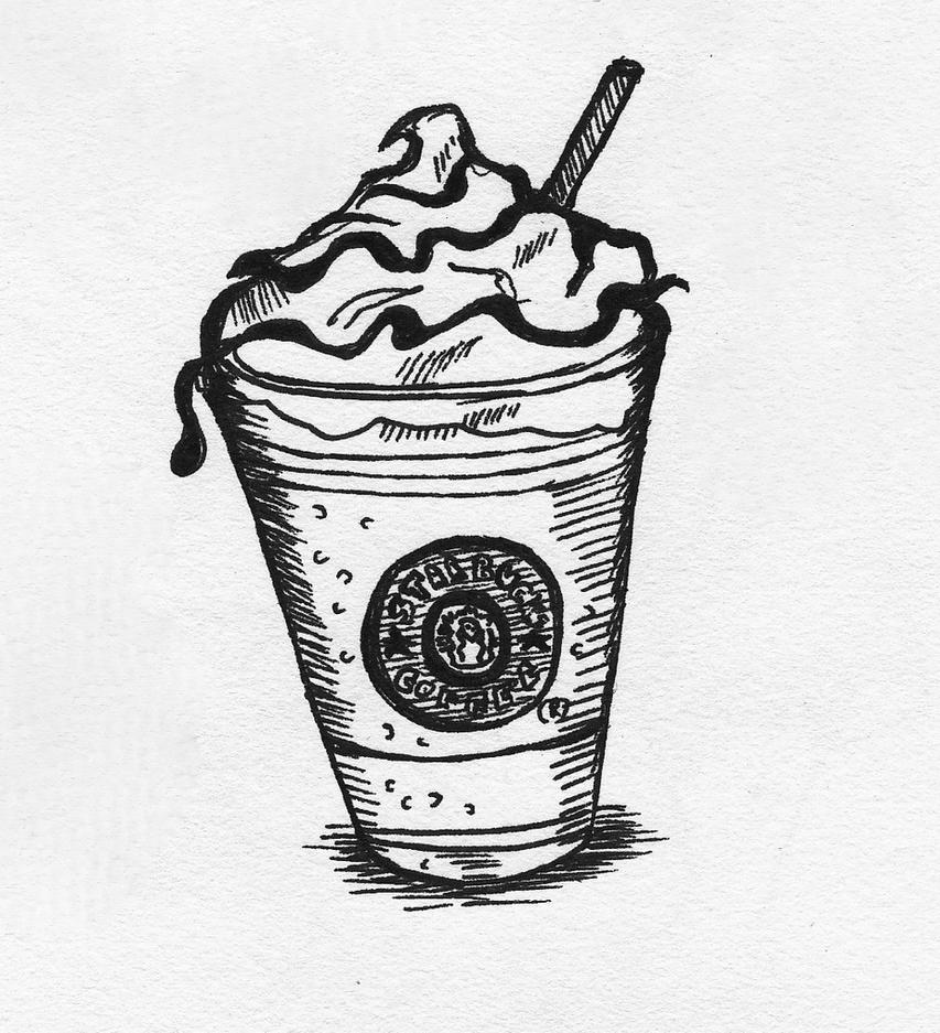 Starbucks Logo Coloring Page Sketch Coloring Page