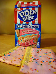 Milkshake Poptarts by JadedDreams1