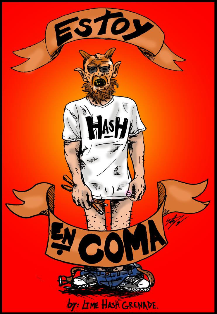 ESTOY EN COMA - Pablo Alhach. by Fergus1122