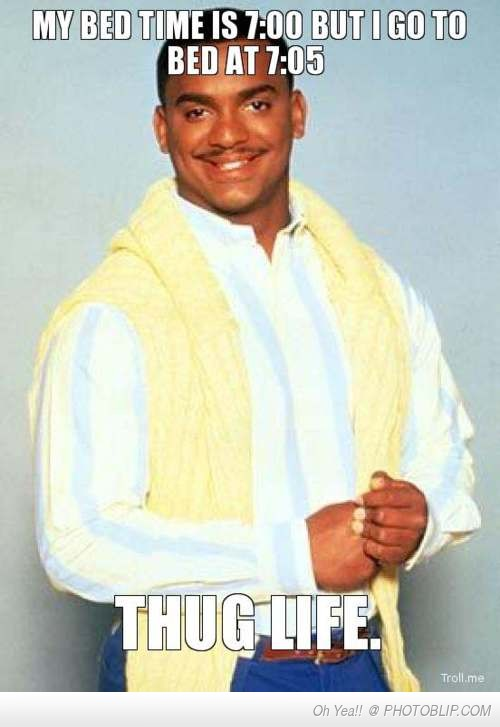 Fresh Prince Carlton Meme