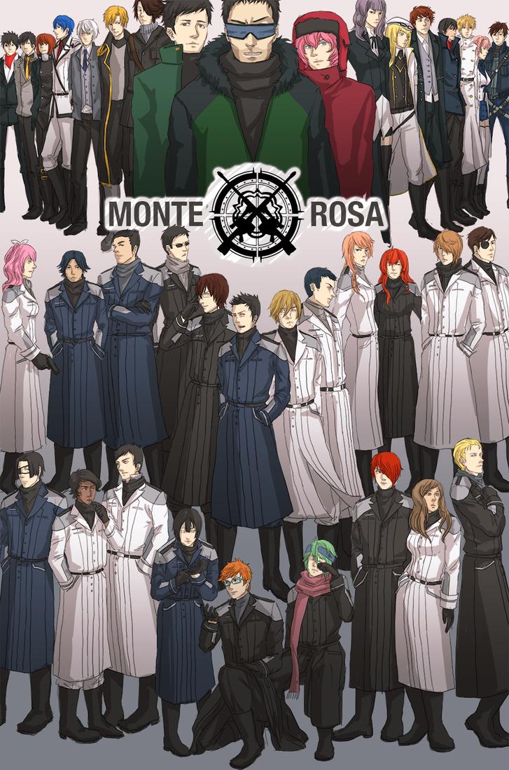 Milizia: Monte Rosa Combat Division by Struw