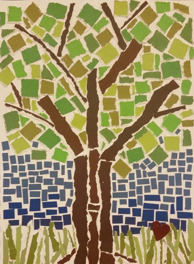 Tree by Literateparakeet