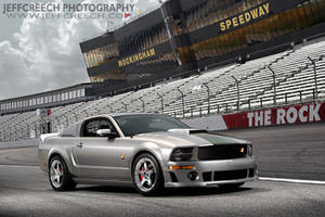 P51 Roush Mustang by jcreech