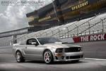 P51 Roush Mustang