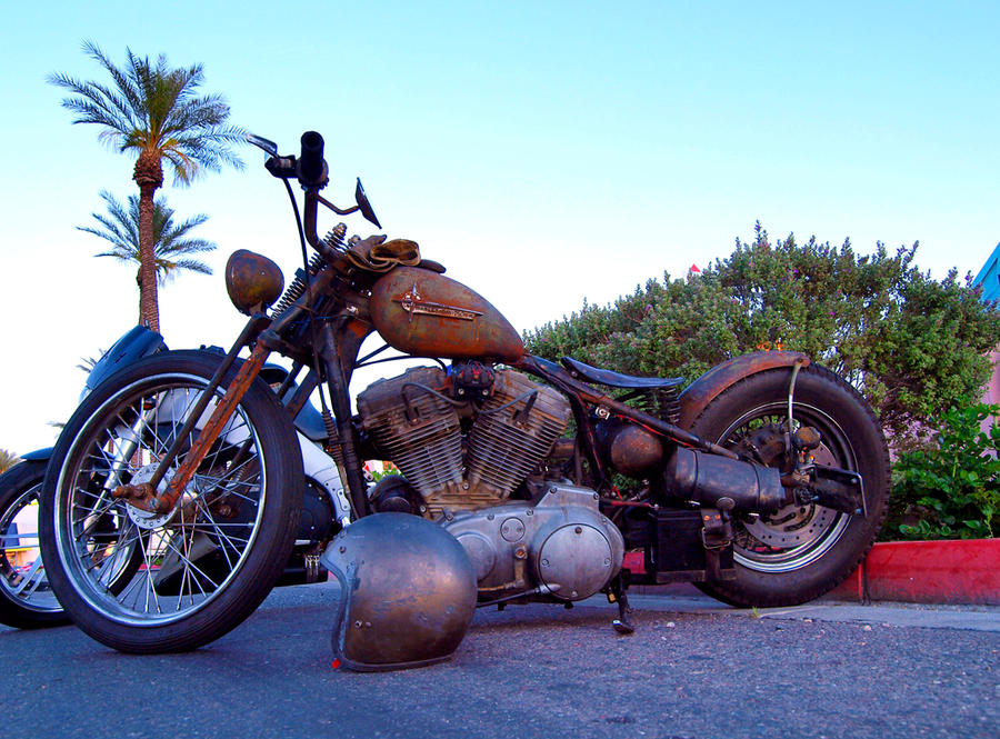 Rusty Bobber by Swanee3