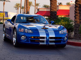 Blue Viper by Swanee3
