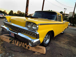 Yellow Rancho by Swanee3
