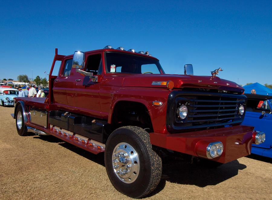 Big Rig Rod : Big rig ford by swanee on deviantart