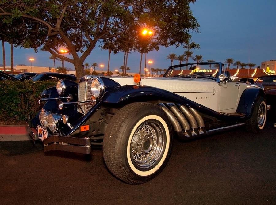 Clenet Series I Roadster by Swanee3