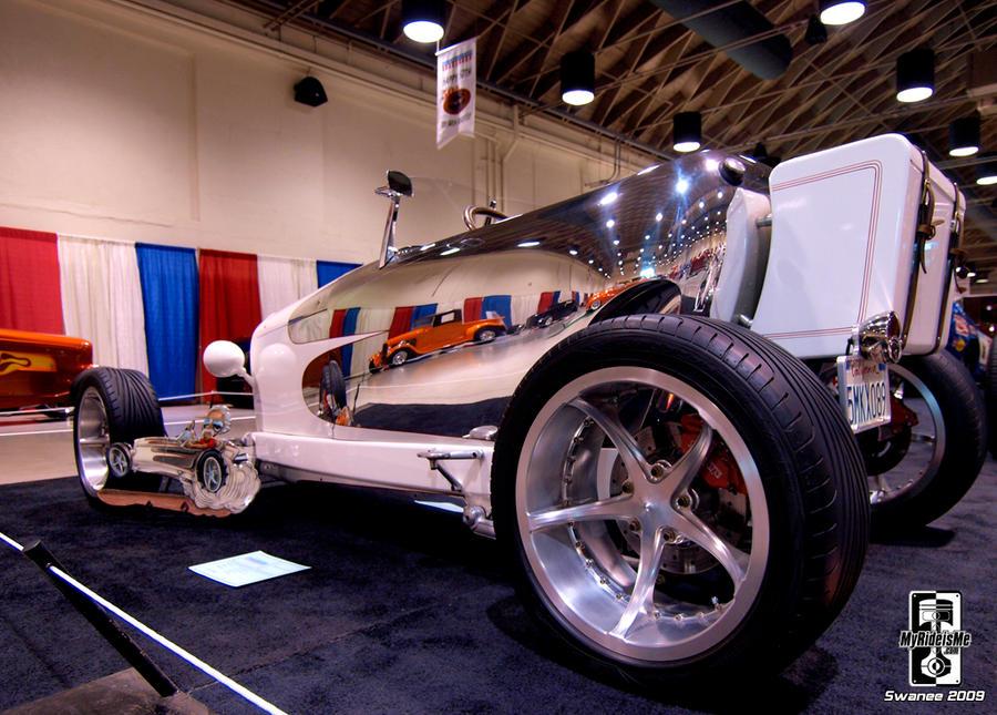 Hot Roddin Chrome by Swanee3