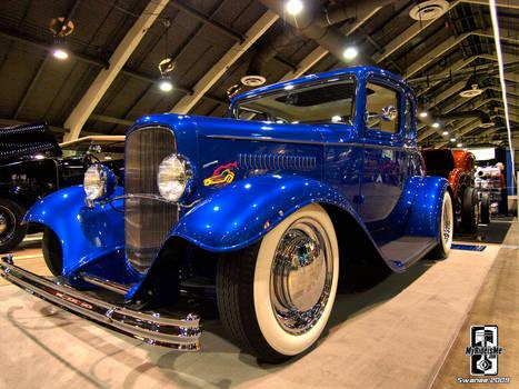 Deuce Coupe Blues