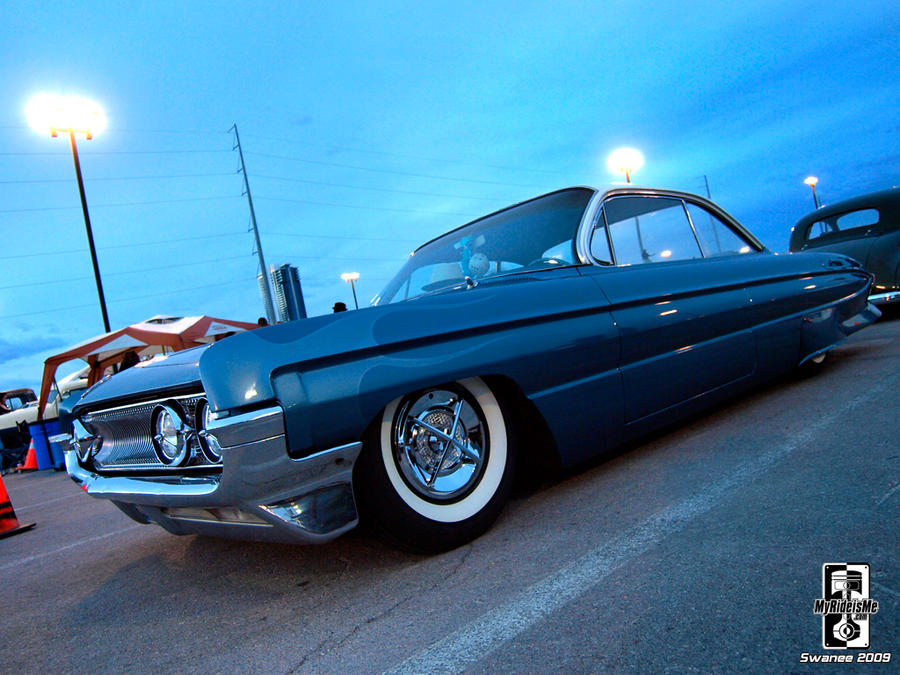 1961 Rocket 88 by Swanee3