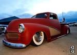 Red Suede Truckin