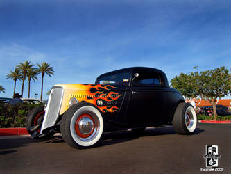 One Hot HotRod by Swanee3