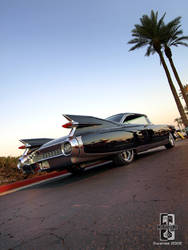 59 Black Caddy by Swanee3
