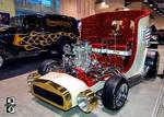 The Barber Shop Car
