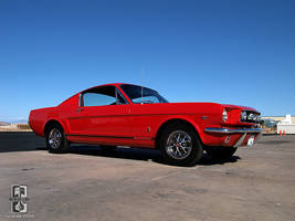 1965 Fastback by Swanee3