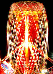 Basket Weaving With Light
