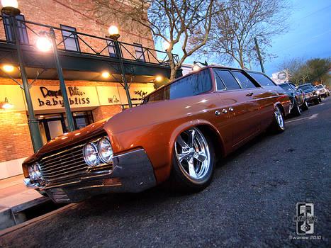 Custom Buick Wagon