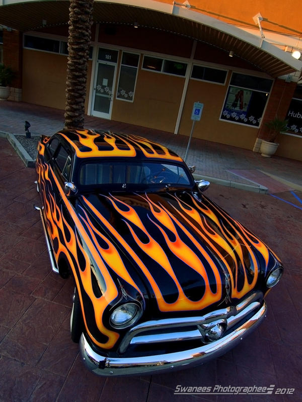 One Hot 49 Ford by Swanee3