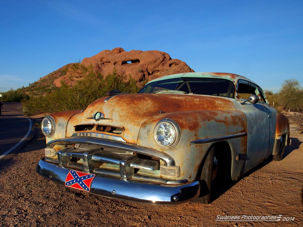 Rusty Rebel by Swanee3