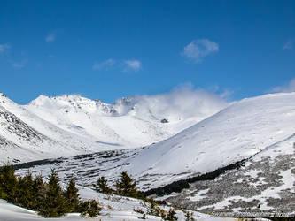Glen Alps Trailhead by Swanee3