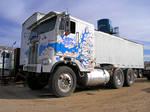Vinnys Ole Freightliner