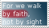 Stamp: Faith by MafiaVamp