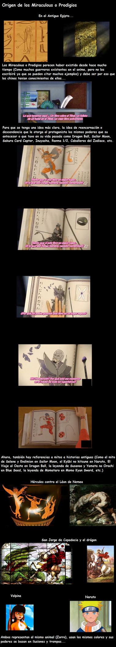 ML: LADLYCN Anime o caricatura? Parte 7 by CarolineWildcat