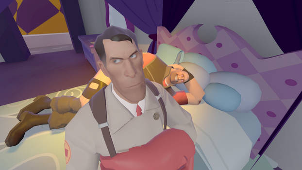 [SFM] Medic is Just Not That In to You, Heavy