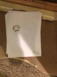 Drawtober #26: Fav horror charac. (Late)(DBaN#232)