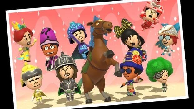Cartoon Miitopias Heroes 2/2 Yes! I beat the game!