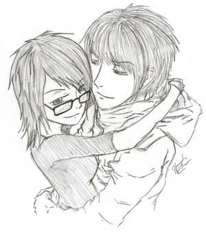 Couple Sketch