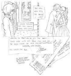 Hachimitsu no Kissu: GOODBYE, UMEKO by el-armo