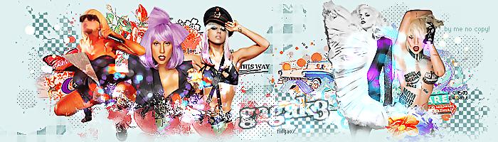 Lady Gaga 5 by gagak3