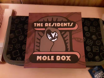 The Mole Box - The Residents by furstman