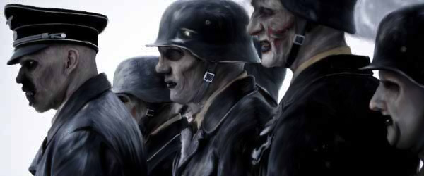 Nazi-zombies by reptargoesrawr234