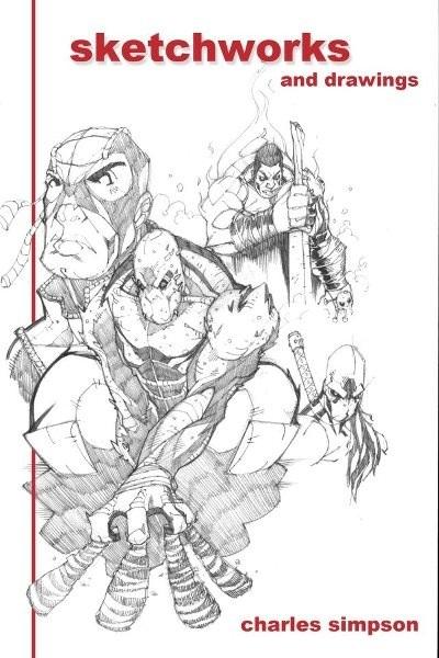 Sketchbook by charlessimpson