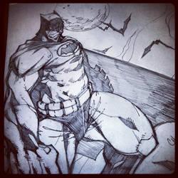 Batman by charlessimpson