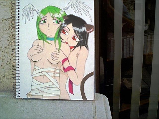 Elecy_and_Neko_by_NosferatuNeko.jpg
