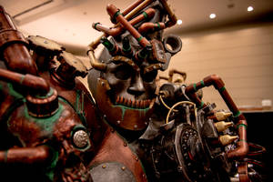 Steampunk Tinman