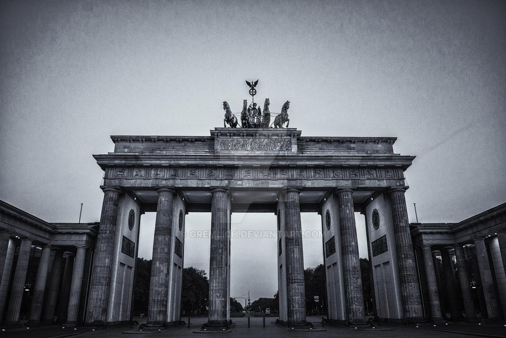 Berlin, eh!