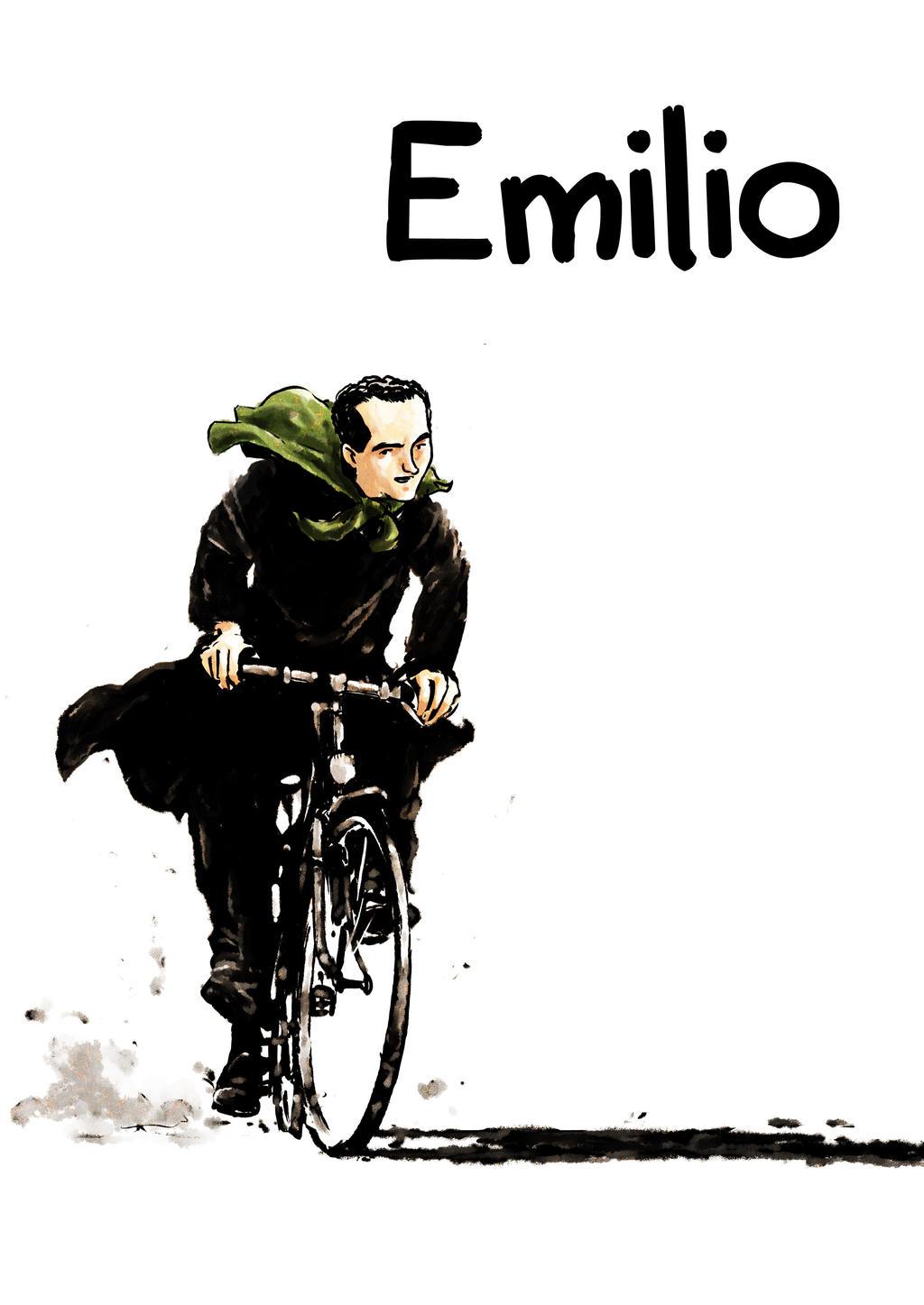 Emilio Cover art