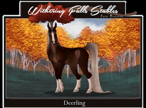 WF's Deerling | 21550